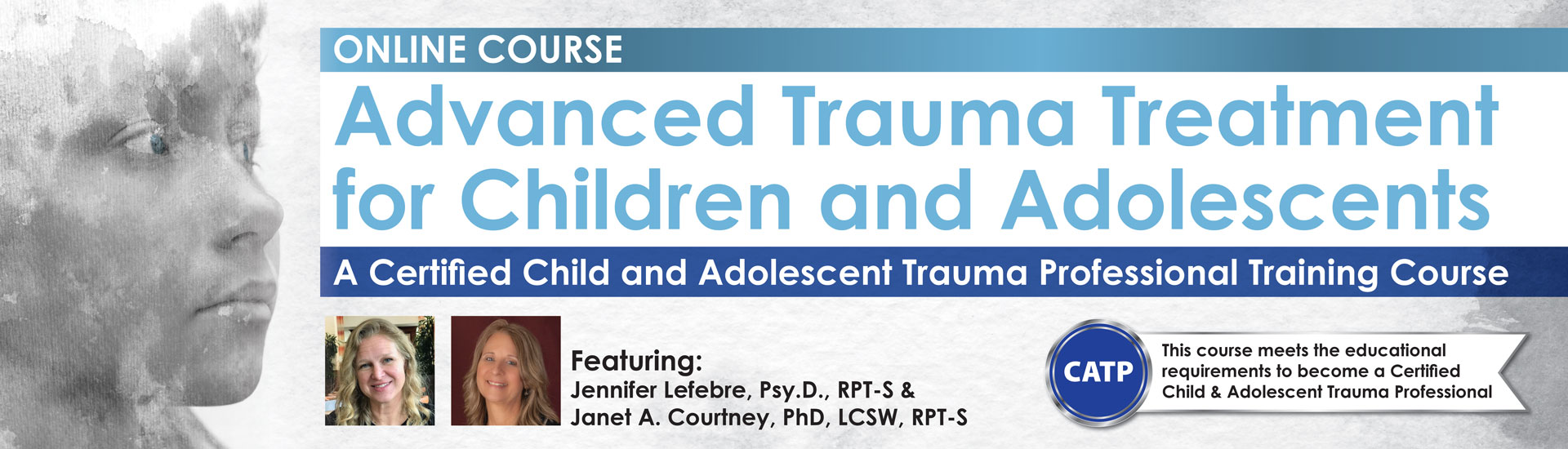 Advanced Trauma Treatment for Children and Adolescents