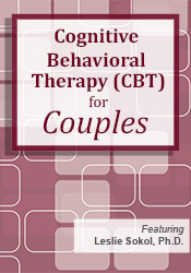 Cognitive Behavioral Therapy for Couples