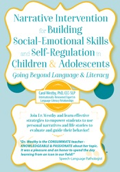 Narrative Intervention for Building Social-Emotional Skills and Self-R