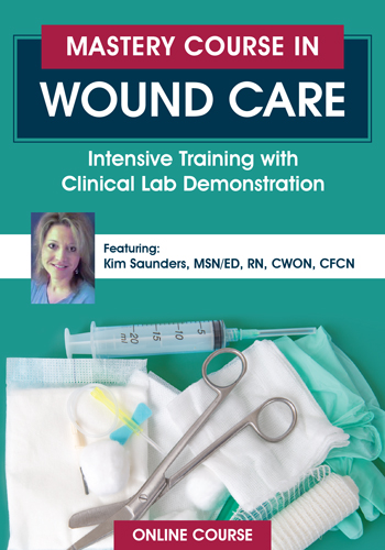 Mastery Course in Wound Care