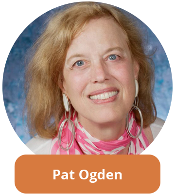 Pat Ogden PhD, Dr Pat Ogden, NICABM Training Program, Sensorimotor Psychotherapy Institute
