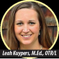 Leah Kuypers, M.Ed., OTR/L