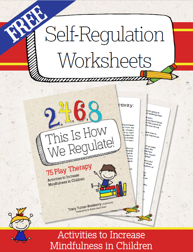 Self-Regulation Worksheets