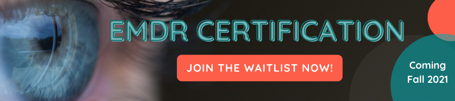 EMDR Certification - Join the Waitlist Now