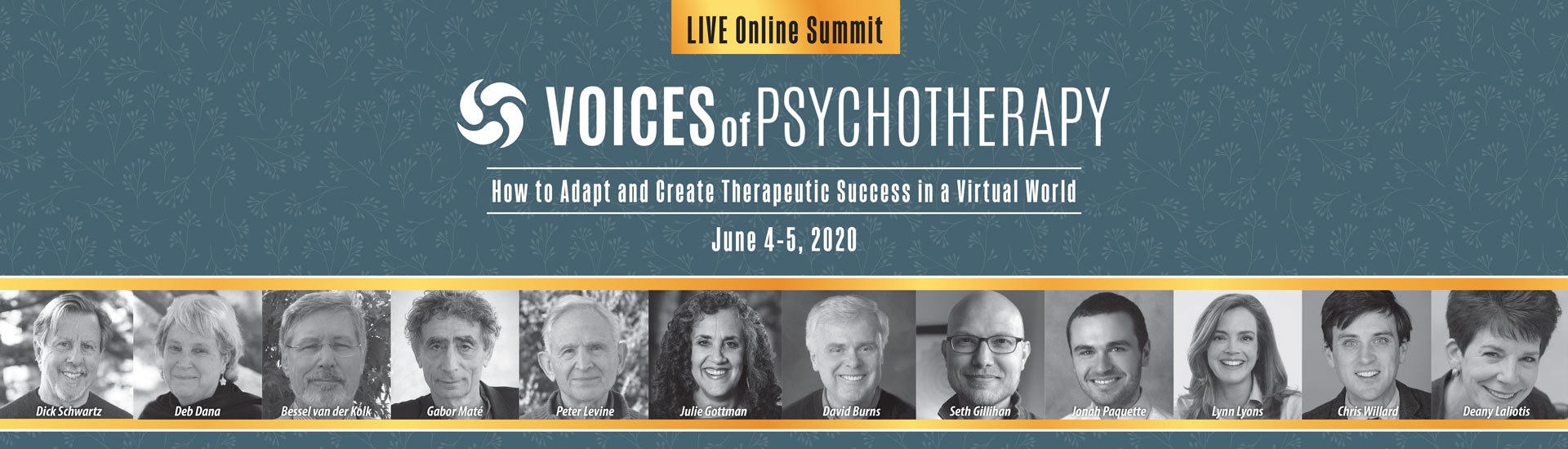 Voices of Psychotherapy