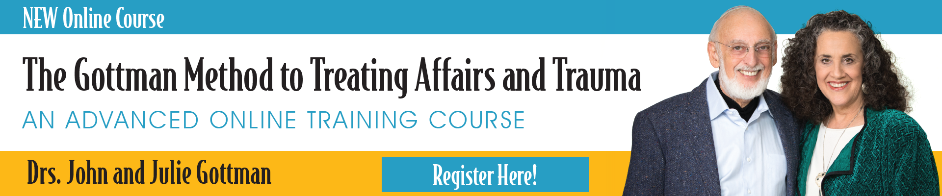 The Gottman Method to Treating Affairs and Trauma