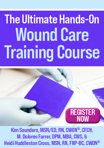 The Ultimate Hands-On Wound Care Training Course