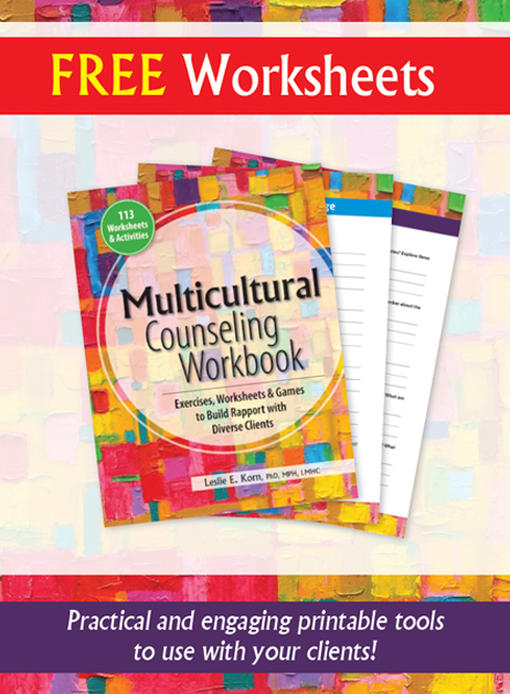Multicultural Worksheets Cover Photo