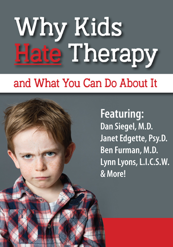 Why Kids Hate Therapy