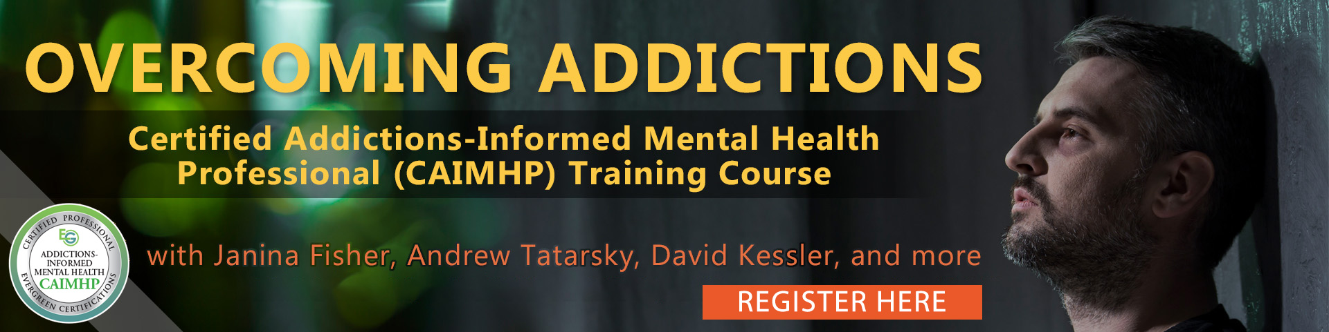 Overcoming Addictions Online Course