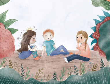 How to Teach Children About Healthy Boundaries