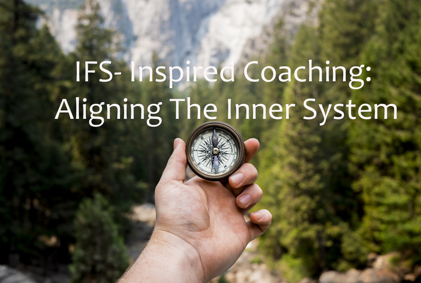 Image of IFS- Inspired Coaching: Aligning The Inner System