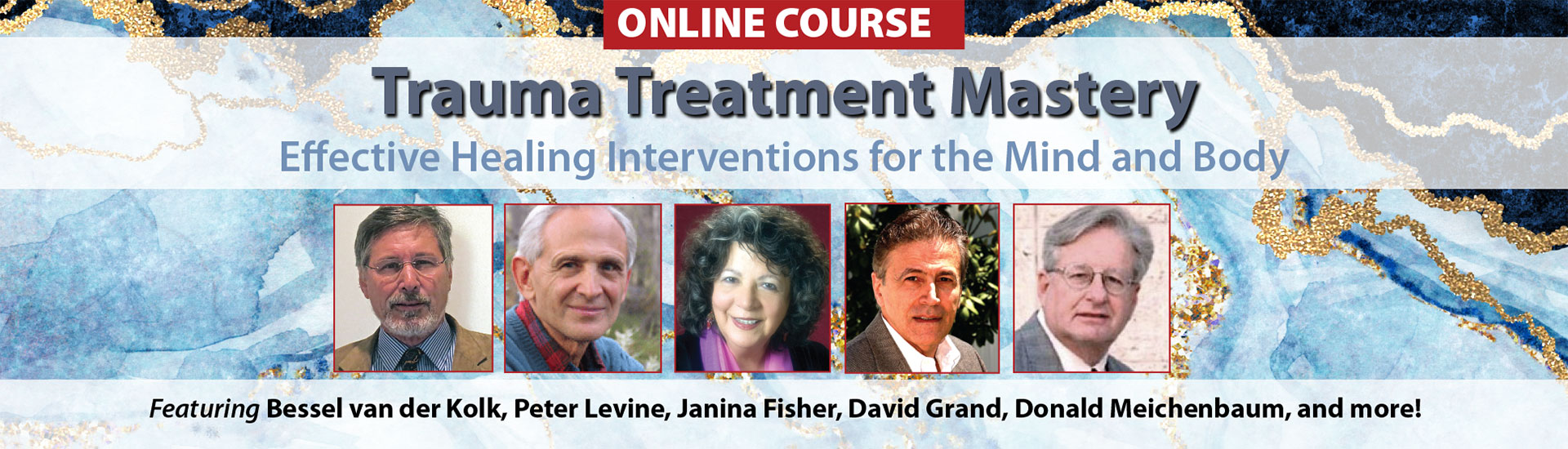 Trauma Treatment Mastery Online Course
