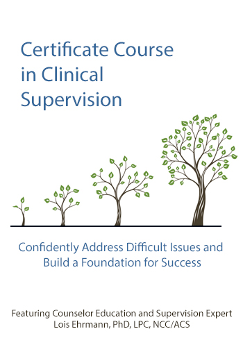 Clinical Supervision Course