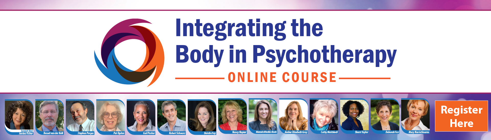 Integrating the Body in Psychotherapy
