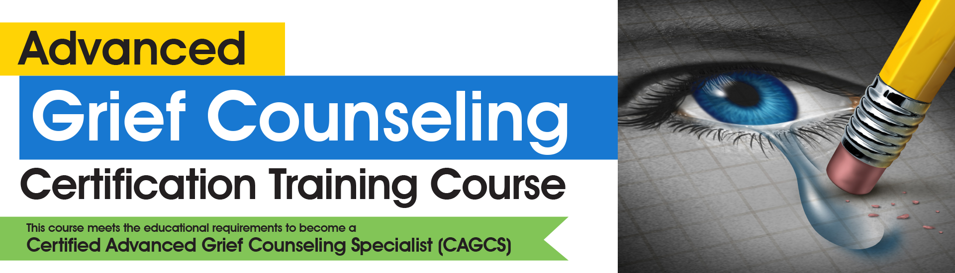 Advanced Grief Counseling Certification Training Course