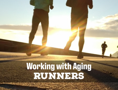 Blog Working with Aging Runners