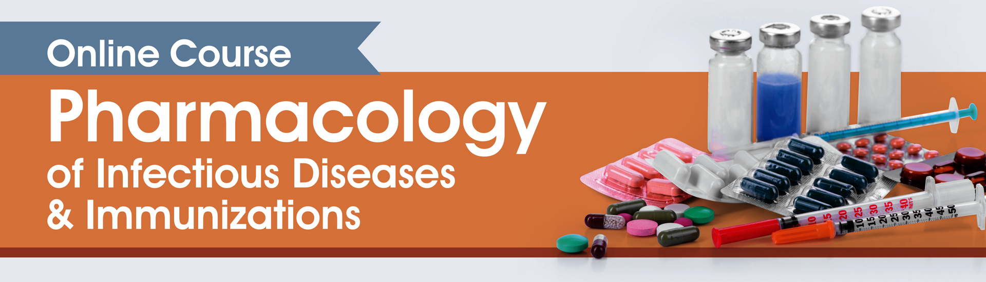 Pharmacology of Infectious Diseases Online Course