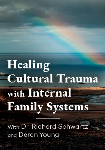 Image of Healing Cultural Trauma with Internal Family Systems (IFS)
