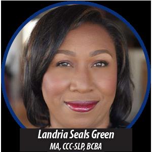 Landria Seals Green