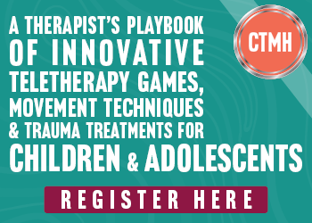 Kids Trauma and Telehealth CE Training