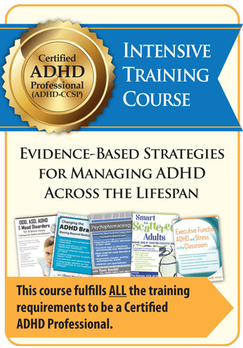 ADHD Intensive Training