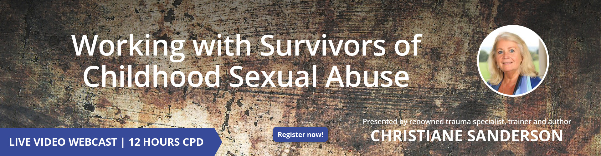 Working with Survivors of Childhood Sexual Abuse