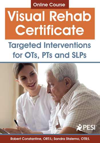 Visual Rehab Certificate Online Course