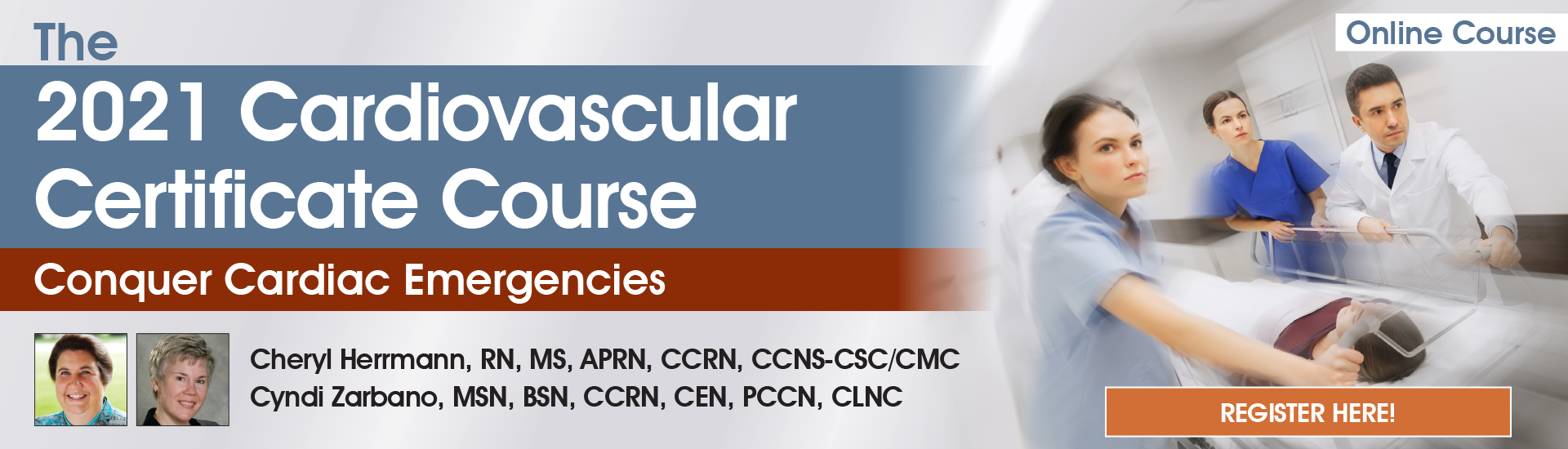 The 2021 Cardiovascular Certificate Course: Conquer Cardiac Emergencies