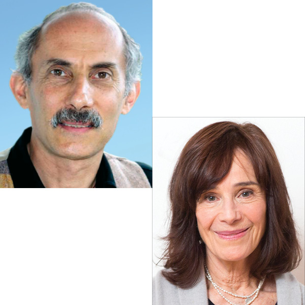 Jack Kornfield and Trudy Goodman