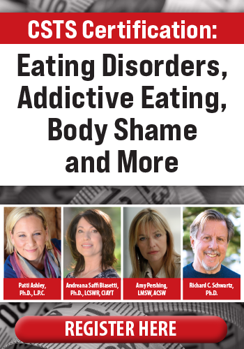 CSTS Certification: Eating Disorders, Addictive Eating, Body Shame and More