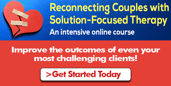 Reconnecting Couples Solution Focused Therapy