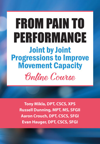 From Pain to Performance Online Course
