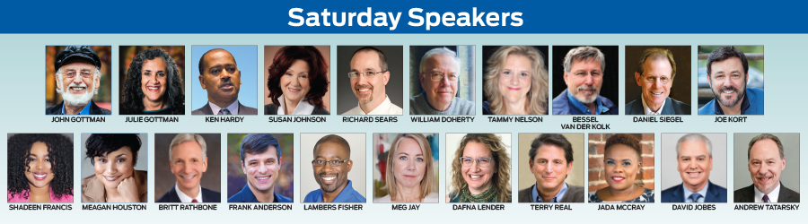 Saturday Speakers