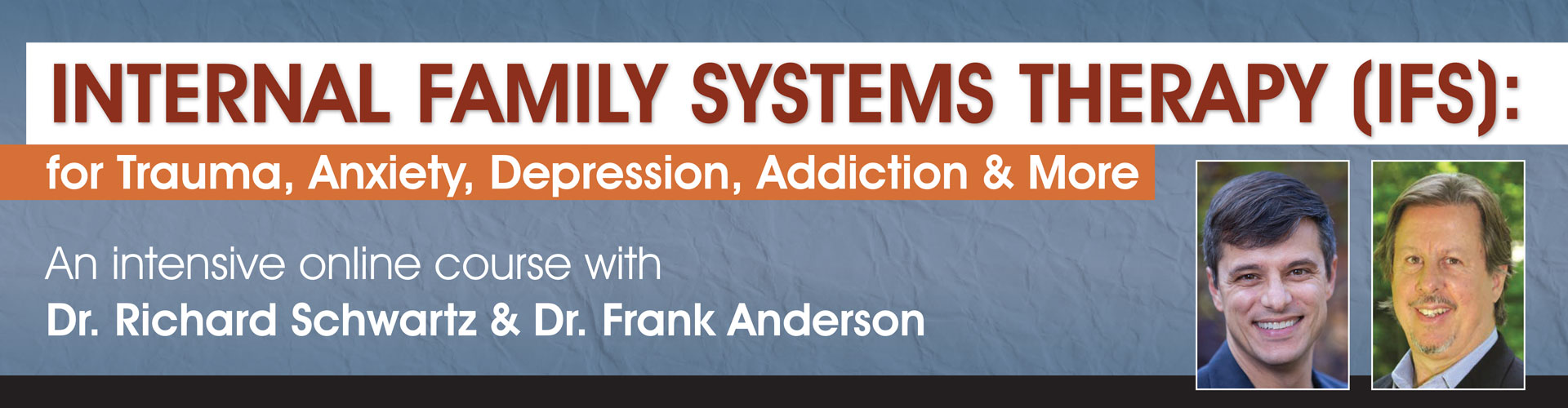 Online Course: Internal Family Systems Step by Step
