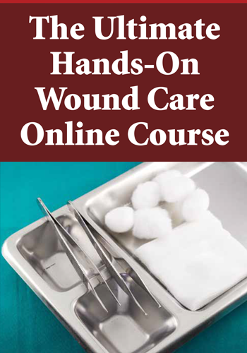 The Ultimate Hands-On Wound Care Online Course