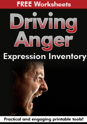 Driving Anger Expression Inventory Worksheet