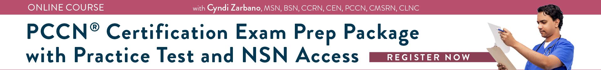 PCCN Exam Prep - Online Course