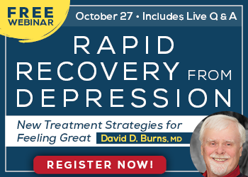 Rapid Recovery from Depression