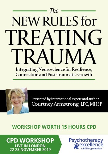 The New Rules of Trauma Treatment