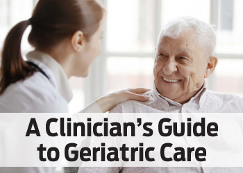 A Clinician's Guide to Geriatric Care: Reducing Falls & Aging Confidently