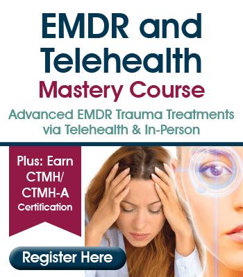 EMDR Telehealth CE Training