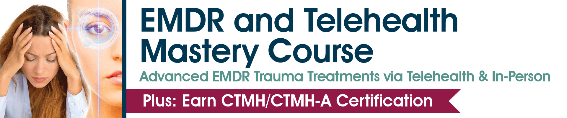 EMDR Telehealth CE Training