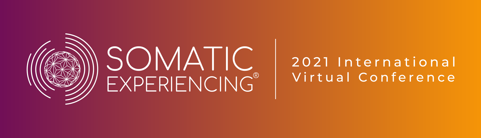 2021 Somatic Experiencing International Virtual Conference