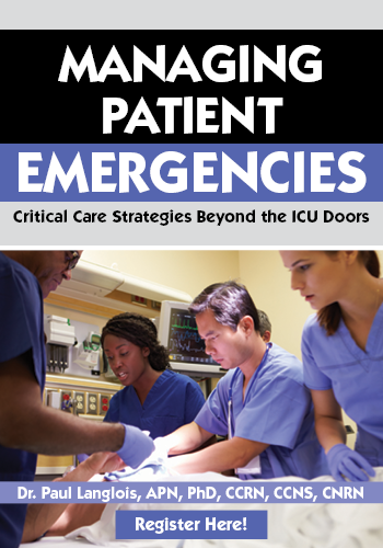 Managing Patient Emergencies: Critical Care Skills Every Nurse Must Know