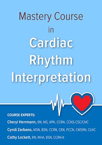 Mastery Course in Cardiac Rhythm Interpretation