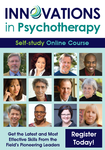 Innovations in Psychotherapy