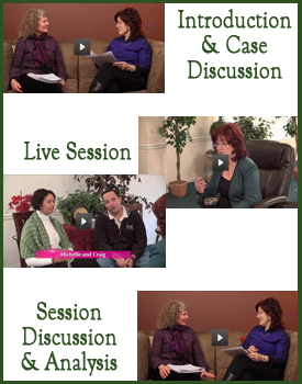 In-Session Demo with Dr. Sue Johnson
