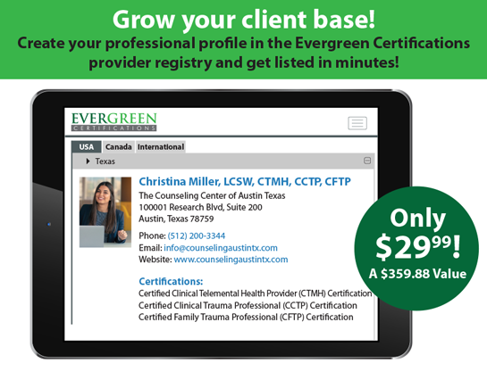 Certified Providers Listing